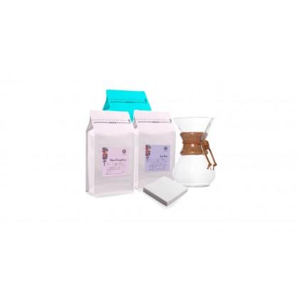 Chemex Set Bundle