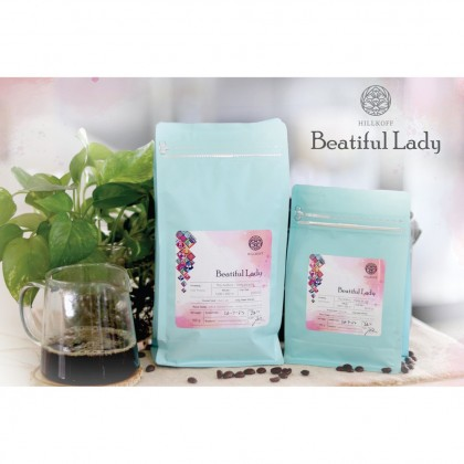 Arabica Specialty Coffee - Beautiful Lady 200g