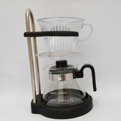 Dripper 102 Set with Stand