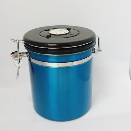 BEAN CONTAINER 500G - Blue