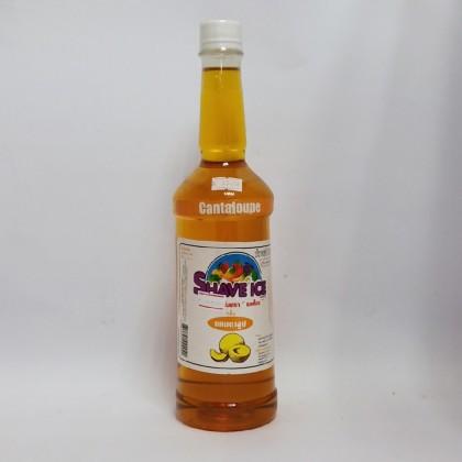 Shave Ice Syrup Cantaloupe