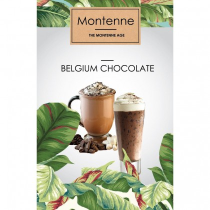 Montenne Belgium Chocolate Powder