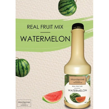 MONTENNE REAL FRUIT MIX WATERMELON